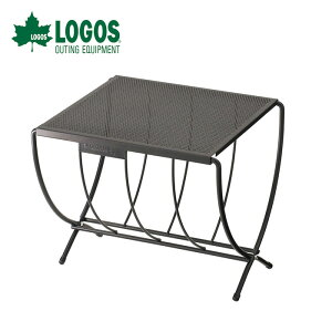 10%OFFクーポン対象 LOGOS(ロゴス) LOGOS 薪ラックテーブル 81064154