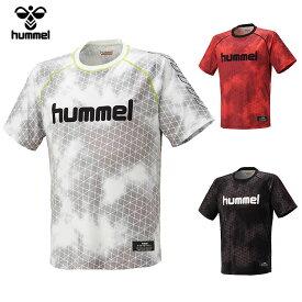 【メール便送料無料】 ヒュンメル BSK 昇華半袖 Tシャツ HAPB4016 メンズ 【hm50】