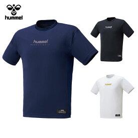 【メール便送料無料】 ヒュンメル Summer Mesh Logo T-shirts HAPB4034 メンズ 【hm50】