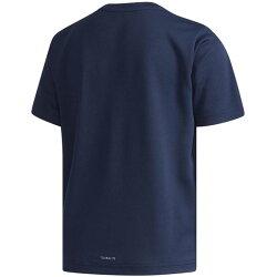 【2枚までメール便送料無料】アディダスBESSパック入り吸汗速乾TシャツジュニアCX3799adidas18SS