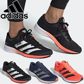 最終処分特価 アディダス アディゼロ RC 2.0 ADIZERO RC 2.0 ランニングシューズ メンズ EE4337 EG1187 EG1188 靴 くつ