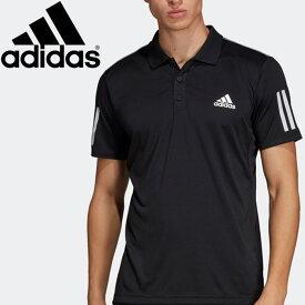 【2点までメール便送料無料】アディダス TENNIS CLUB 3STR POLO ポロシャツ メンズ FRW69-DU0848