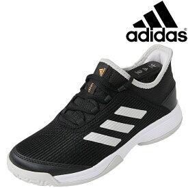 アディダス adizero club k テニスシューズ ジュニア CDZ15-EF0601