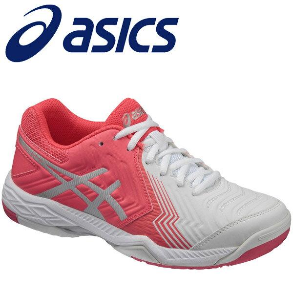 アシックス テニス シューズ レディース LADY GEL-GAME 6 TLL790-0120