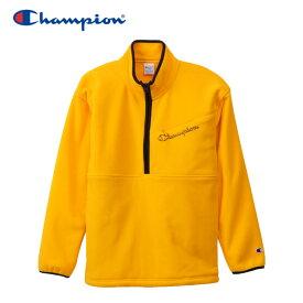チャンピオン ハーフジップジャケット アクションスタイル メンズ C3-Q602-748 19FW