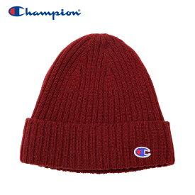 チャンピオン ニット帽 ビーニー レディース CW-QS705C-109 19FW