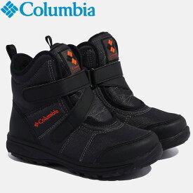 コロンビア ユースフェアバンクス ウインター ブーツ ジュニア BY5951-053
