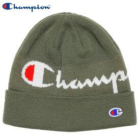 【在庫処分】チャンピオン メンズ レディース ユニセックス ニットキャップ ゴルフ C3-NS701C-760 18FW