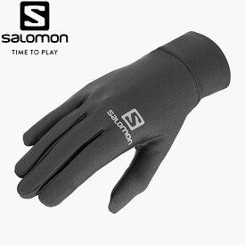 【2点までメール便送料無料】サロモン トレイルランニング グローブ メンズ ACTIVE GLOVE U L39014400 SALOMON