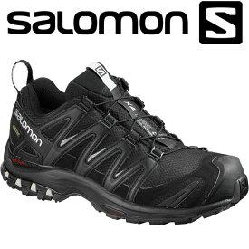 サロモン トレイルランニングシューズ レディース XA PRO 3D GTX W L39332900