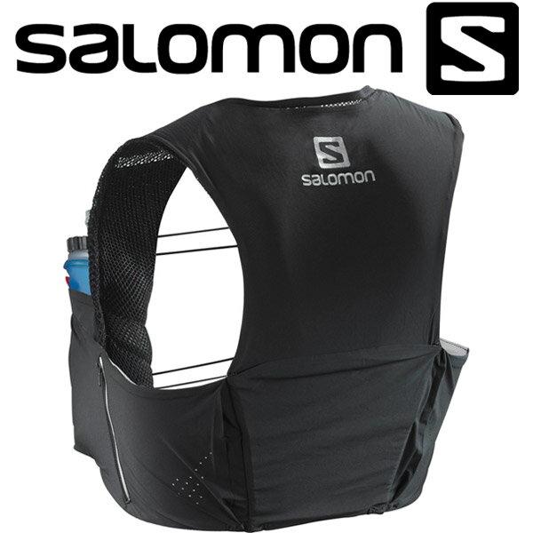 サロモン トレイルランニング バッグ バックパック S-LAB SENSE ULTRA 5 SET L39381500