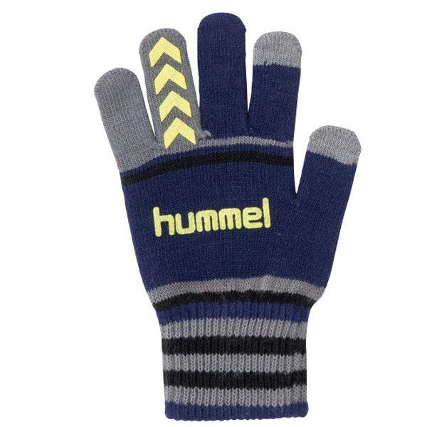 【5枚までメール便送料無料】ヒュンメル 手袋 メンズ レディース マジックグローブ hummel HFA3040-70【6枚以上、他商品と同梱、代引きは宅配便(送付先地域の送料に準ずる)で発送】
