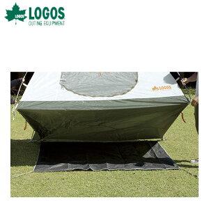 10%OFFクーポン対象 LOGOS ロゴス テントぴったりグランドシート・XL 71809709 XLサイズテント用グランドシート
