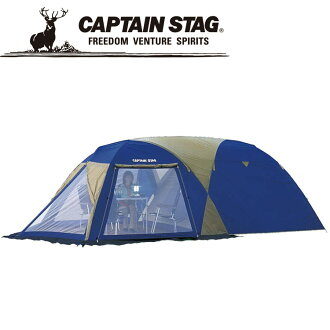 ☆ 船长雄鹿队长雄鹿 ordinascreenzroom 圆顶 5-6 人帐篷 (手提袋) M3117