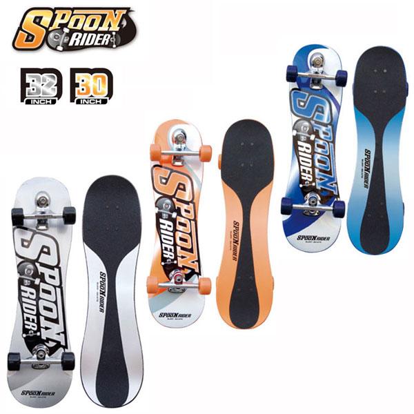 【24時間限定ポイント10倍! 10/15 0:00〜23:59迄】【あす楽対応】 SPOONRIDER(スプーンライダー) SURF SKATE(サーフスケート) スケートボード
