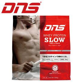 DNS プロテイン スロー ホエイプロテイン ミルク風味 1kg