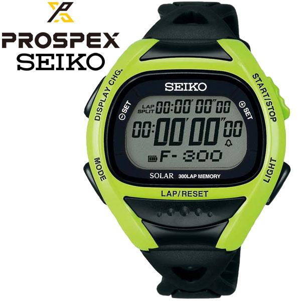 ☆セイコー プロスペックス スーパーランナーズ ソーラーモデル ランニングウォッチ 腕時計 SEIKO PROSPEX SBEF015