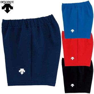 ◇Descente排球游戏裤子女士短裤DSP-6092W Descente