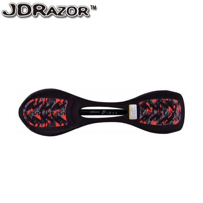 【ポイントアップ祭!】JD Razor Piaoo ピャオ RT-169C ORANGE CAMOUFLAGE キャリーバッグプレゼント