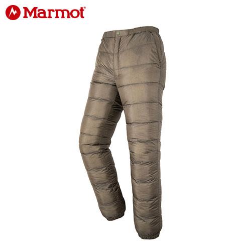 クリアランスセール30%OFF!マーモット メンズ デュースダウンパンツ MJD-F7006P-KHK 17FW Marmot