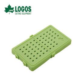 LOGOS ロゴス 岩塩プレートケース 81065970