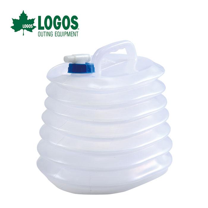 LOGOS ロゴス 抗菌ジグザグウォータータンク 8L 81448001
