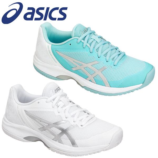 アシックス LADY GEL-COURT SPEED テニスシューズ レディース オールコート 18SS TLL799