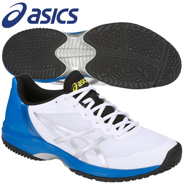 アシックス GEL-COURT SPEED OC テニスシューズ メンズ オムニ・クレーコート 18SS TLL800
