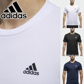 【1点までメール便送料無料】アディダス パック入り Tシャツ メンズ M ESSENTIALS CLIMALITE adidas etz84 CX3348 CX3349 CX3352 CX3355
