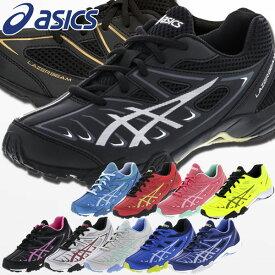アシックス レーザービーム ひも靴タイプ ジュニア シューズ スニーカー 子供靴 運動靴 LAZERBEAM SC 1154A004