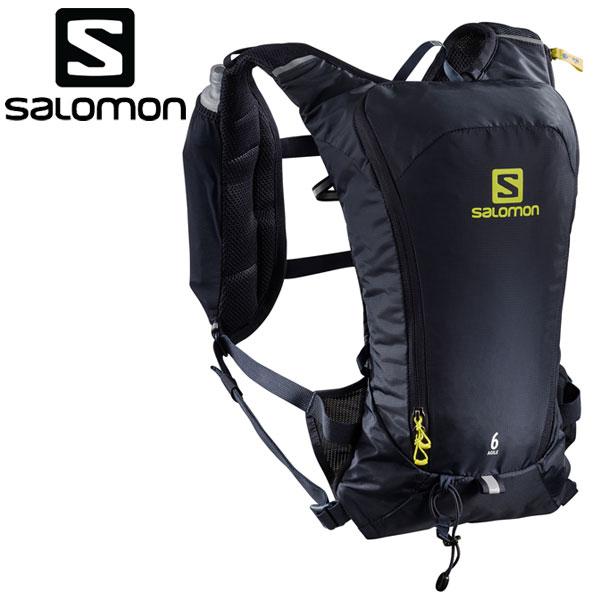 サロモン AGILE 6 SET バックパック L40412700
