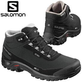 サロモン スノーシューズ ウィンターシューズ ハイキング SHELTER CS WP メンズ L40472900