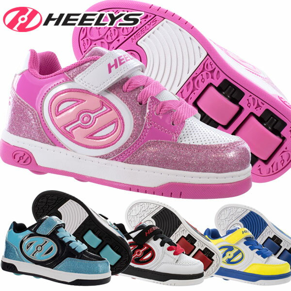【ラッピング無料】ヒーリーズ パルスX2 ローラーシューズ HEELYS PLUS X2 2輪タイプ