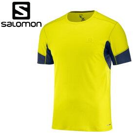 【2点までメール便送料無料】サロモン シャツ 半袖 AGILE SS TEE M メンズ L40385200