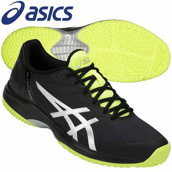 アシックス GEL-COURT SPEED OC テニスシューズ オムニ・クレーコート メンズ TLL800-001