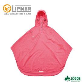 LIPNER リプナー サイクルレインポンチョ マゼンダ 2827197 レインウェア メンズ