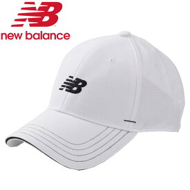 be83eb9a8bcdd ニューバランステニス 帽子 キャップ メンズ テニスベーシックキャップ JACT6171-WT