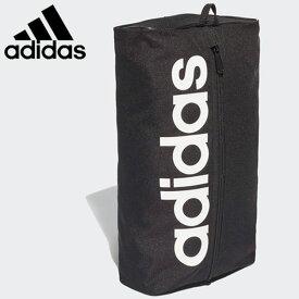 【1点までメール便送料無料】アディダス リニアシューズバッグ シューズケース FSX08 DT4820 adidas