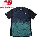 e36997502fdae New Balance NB HANZO NBICE print short sleeve T-shirt AMT83200-NEM men  spring of 2019 summer