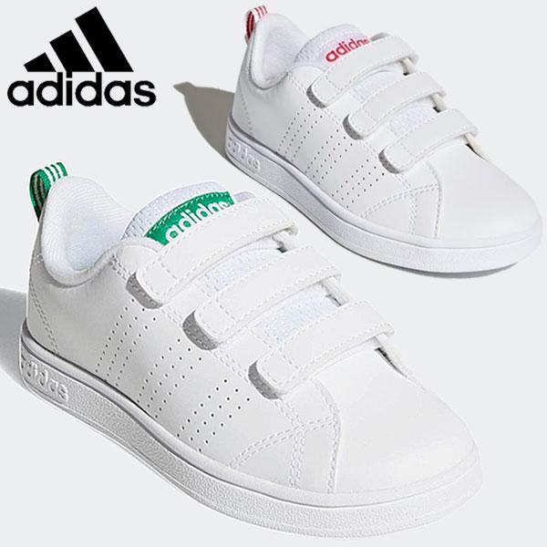 アディダス スニーカー シューズ キッズ ジュニア 子供靴 バルクリーン2 VALCLEAN2 AW4880 BB9978 adidas