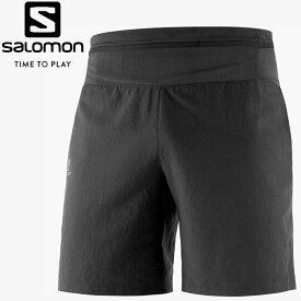 【2点までメール便送料無料】サロモン XA TRAINING SHORT M ショートパンツ メンズ LC1035600
