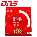 DNS プロテインホエイ100 1050g 1kg