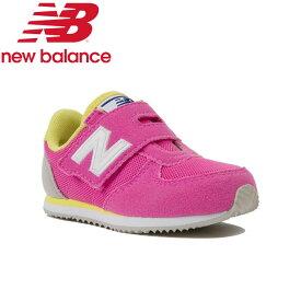 ニューバランス IV220 TD LIFESTYLE IV220PKY ジュニアシューズ 19FW New Balance