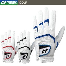 ヨネックス ゴルフグローブ レザーコンボ メンズ 天然皮革+合成皮革 GL-150