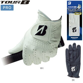 Bridgestone golf men golf glove GLG72J TOUR B right-handed person (for the left hand) 2018 continuation model BRIDGESTONE GOLF