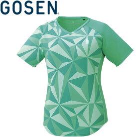 ゴーセン ゲームシャツ レディース GOS-T1931-48