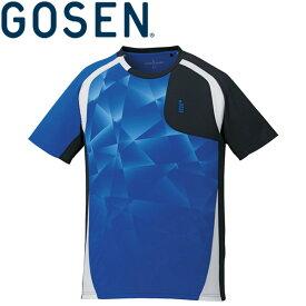 【2点までメール便送料無料】ゴーセン ゲームシャツ メンズ レディース T1704-15