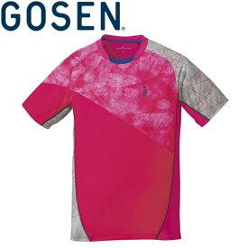 【2点までメール便送料無料】ゴーセン ゲームシャツ メンズ レディース T1706-81