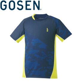 【2点までメール便送料無料】ゴーセン ゲームシャツ メンズ レディース T1724-17