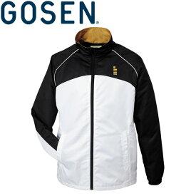 ゴーセン ウィンドウォーマージャケット (裏起毛) メンズ レディース Y1502-90